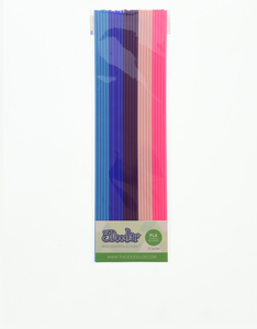 3Doodler Pla Pack Mix Color Bubblegum Plastic Filament