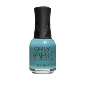 Orly Breathable Nail Treatment + Color Detox My Socks Off 18ml