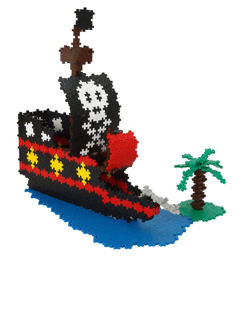 plus plus mini basic pirates building blocks 1060 pcs. Black Bedroom Furniture Sets. Home Design Ideas