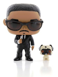 Funko Pop & Buddy Men In Black Agent J & Frank