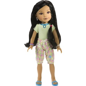 Hearts For Hearts Girls Doll - Tipi From Laos