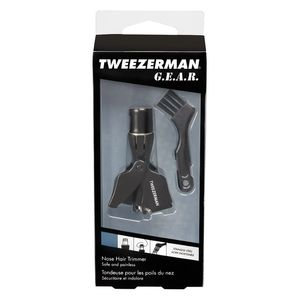 Tweezerman Gear Nose Hair Trimmer