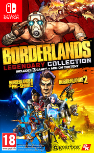 Borderlands Legendary Collection - PS4