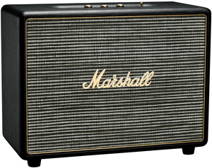 Marshal Woburn Bluetooth Black Speaker