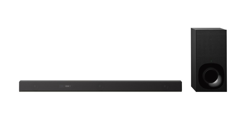Sony Z9F 3 1ch Sound Bar with Dolby Atmos and Wireless Subwoofer