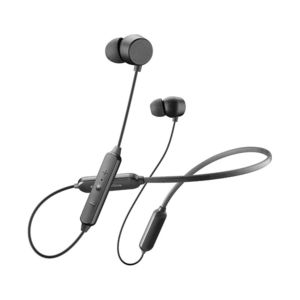 Cellularline Neckband Flexible Black In-Ear Earphones