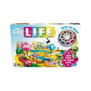 Hasbro Game Of Life Board Game (English)