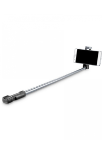 Cellular Line Compact Black Bluetooth Selfie Stick