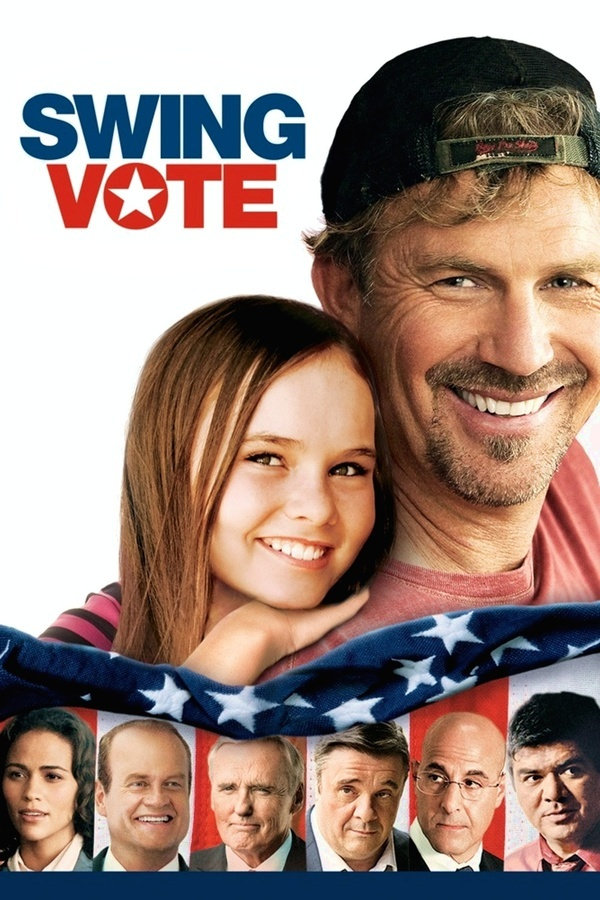 a review of swing vote a satirical comedy drama film by joshua michael stern Movie: swing vote (2008) - in a remarkable turn of events, the result of the presidential election comes down to one man's vote explore the most popular vid.