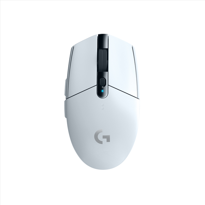 Logitech G 305 Lightspeed White Wireless Gaming Mouse