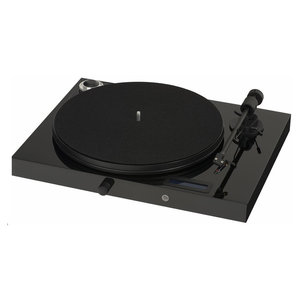 Pro-Ject Juke Box E  Turntable Piano Black
