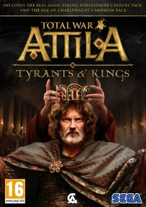 Total War: ATTILA - Tyrants & Kings