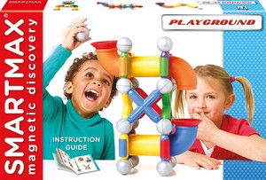 Smartmax Play Ball Run Fun Playground XL