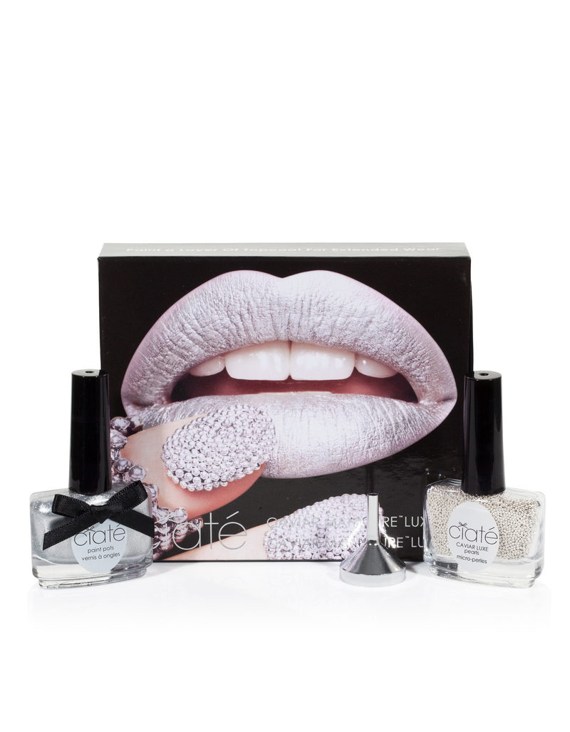 Ciate Caviar Manicure Luxe Smoulder Nail Kit