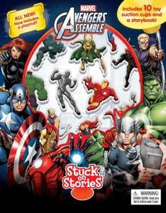 Marvel Avengers: Stuck on Stories