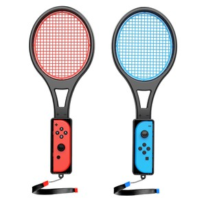 Game Will Tennis Racket for Nintendo Switch [2 Set]