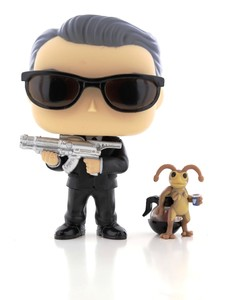 Funko Pop & Buddy Men In Black Agent K & Neeble