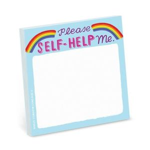 Emily Mcdowell Self Help Sticky Notes
