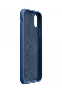 CELLULARLINE SENSATION SOFT TOUCH CASE BLUE FOR IPHONE XR
