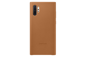 Samsung Leather Cover Brown for Galaxy Note10+