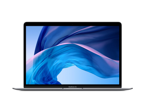 MacBook Air 13-inch Space Grey 1.6GHz Dual-Core 8th-Gen Intel Core i5 128GB