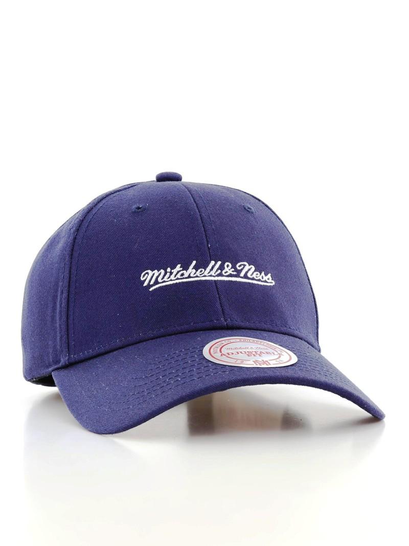 8694f712 Mitchell & Ness Low Pro Snapback Men's Cap Blue Night | Caps & Headwear |  Men | Fashion | Virgin Megastore