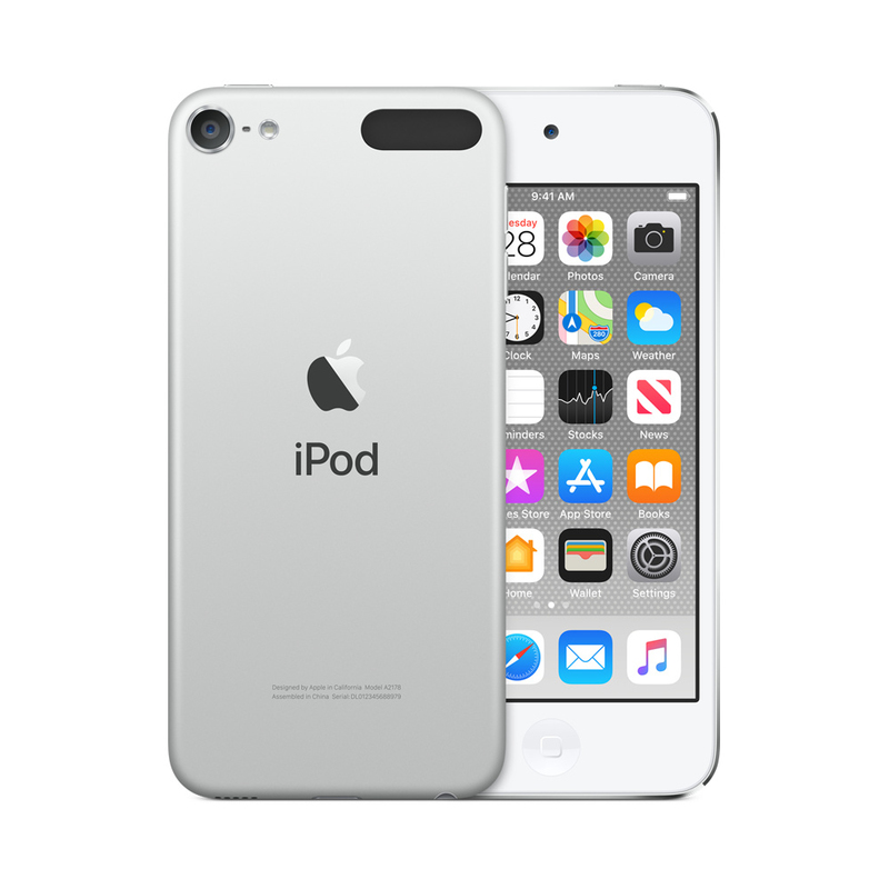 iPod touch 128GB Silver [7th-Gen]