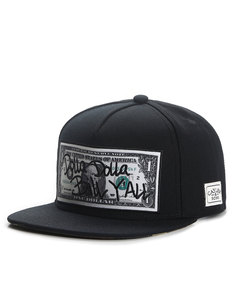 Cayler & Sons White Label Dolla Dolla Black/Yellow Cap