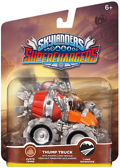 Skylanders: SuperChargers - Thump Truck
