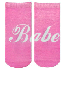 LIVING ROYAL BABE UNISEX ANKLE SOCKS
