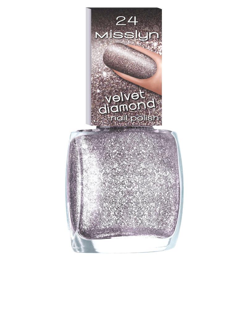 Misslyn Velvet Diamond Nail Polish No.24 Elegance | Nails | Beauty ...