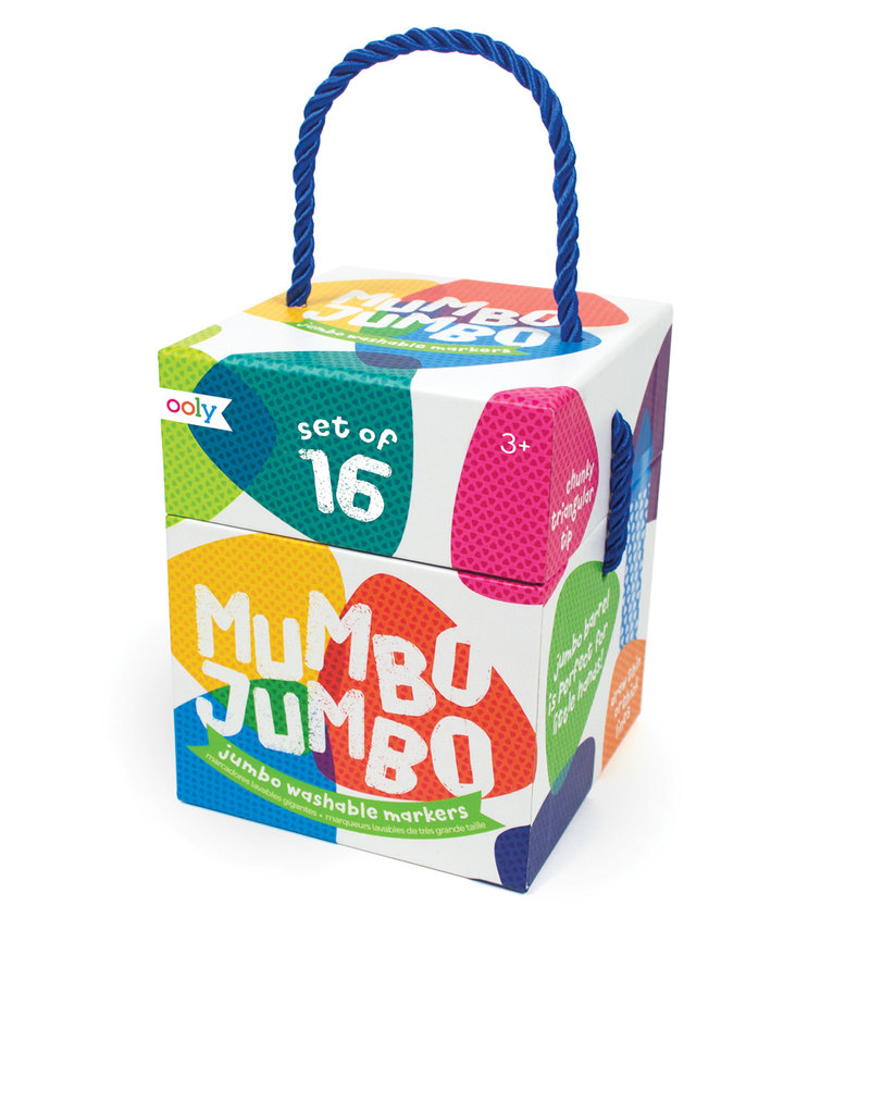 Ooly Mumbo Jumbo Markers Set Of 16 Highlighters