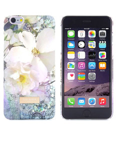Proporta Ted Baker Soft Feel Hard Shell Malissa Tiled Floral Case iPhone 6/6S