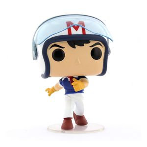 Funko Pop Animation Speed Racer Speed In Helmet with Chase Vinyl Figure