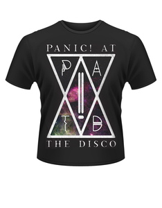 Plastichead Panic At The Disc Patd Black T-Shirt L