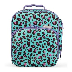 Bentology Insulated Lunch Tote Cheetah