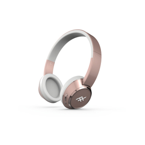 iFrogz Coda Rose Gold Wireless Headphones