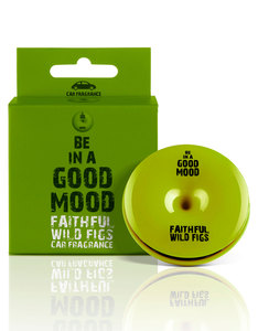 Good Mood Faithful Wild Figs Car Fragrance 0.52 Oz.
