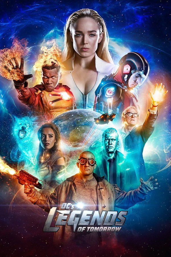 DC's Legends of Tomorrow Season 1 Complete Download 480p