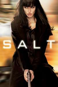 Salt [4K Ultra HD] [2 Disc Set]