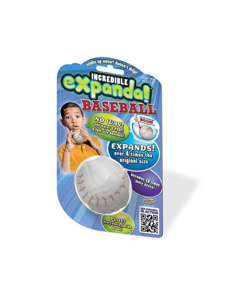 Geospace Incredible Expanda Baseball