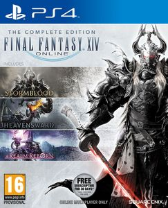 FINAL FANTASY XIV: ONLINE - THE COMPLETE EDITION