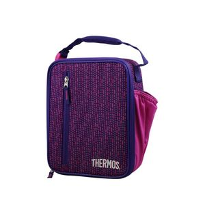 Thermos Upright Girl's Lunch Bag Pink