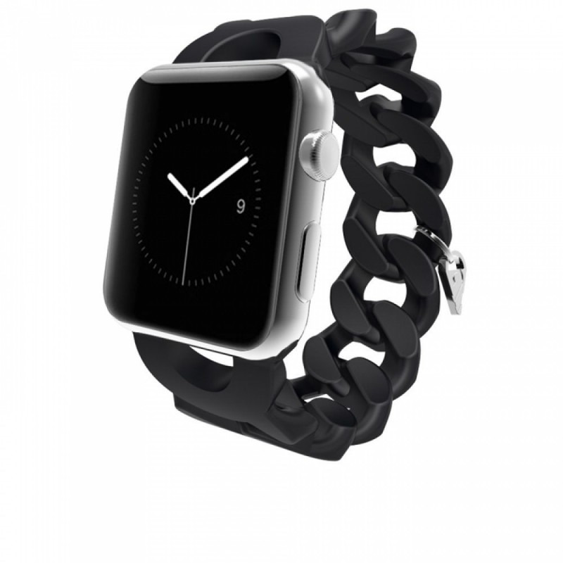 Casemate Turnlock Band Black Apple Watch 38mm