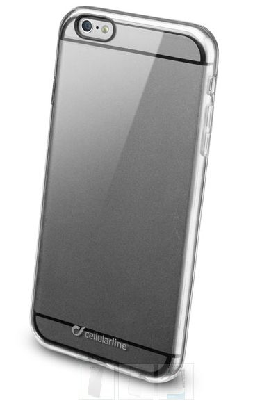 Cellular Line Duo Hard Case Clear iPhone 6 Plus