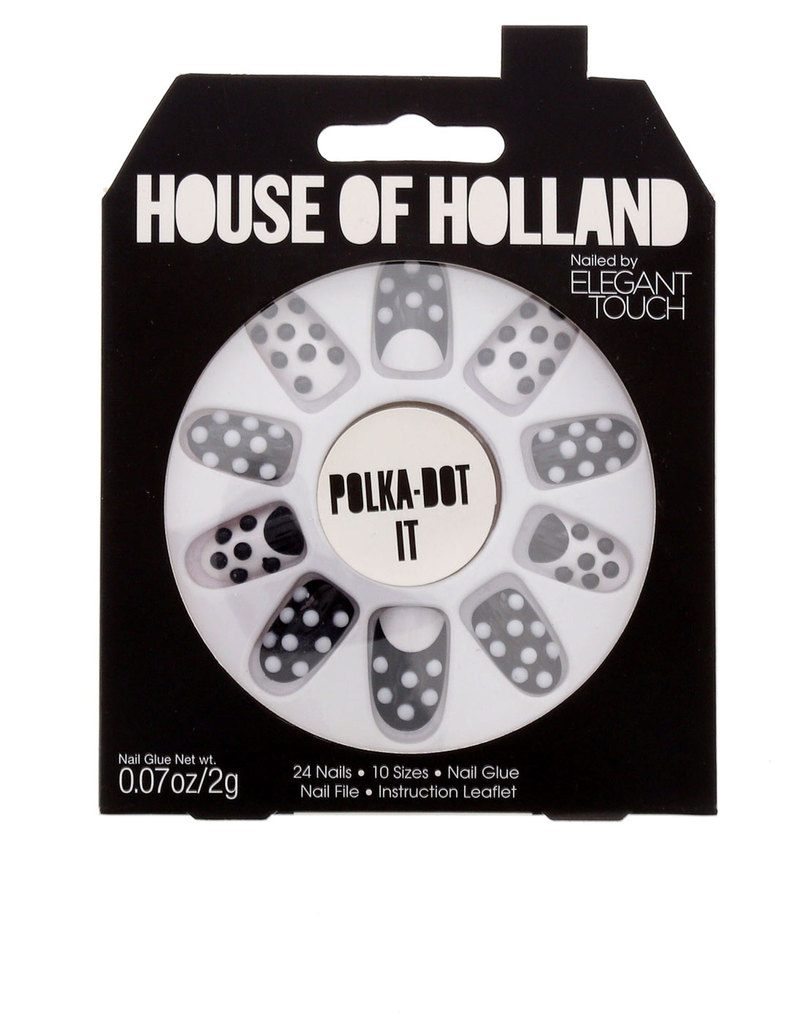 House Of Holland Nails By Elegant Touch - POLKA DOT
