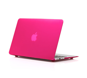 Uncommon Deflector Frosted Pink Case Macbook Air 13