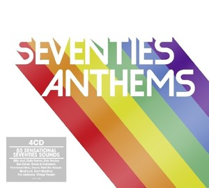 Seventies Anthems / Various (UK)