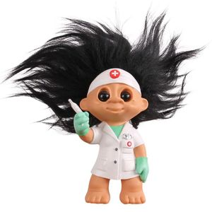 Good Luck Troll Nurse Statue [9 cm]