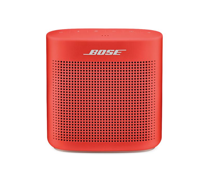 Bose SoundLink Color II Red Bluetooth Speaker